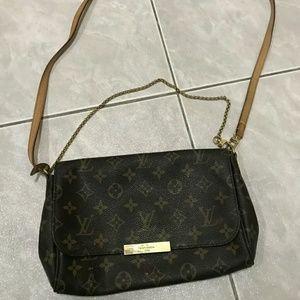 Louis Vuitton Crossbody Handbag